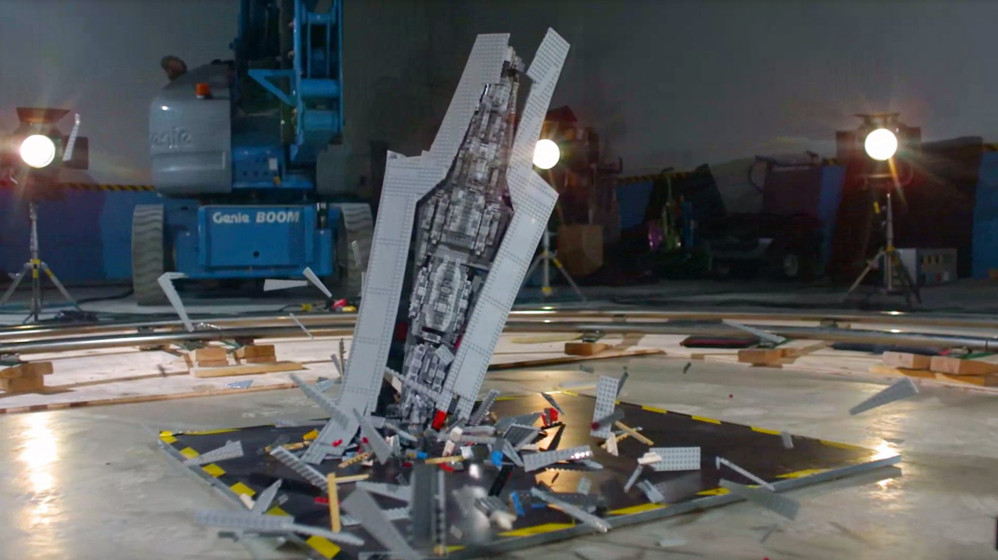 how to build a lego star destroyer