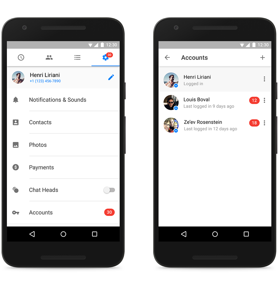 facebook-messenger-now-has-multiple-accounts-support-on-android