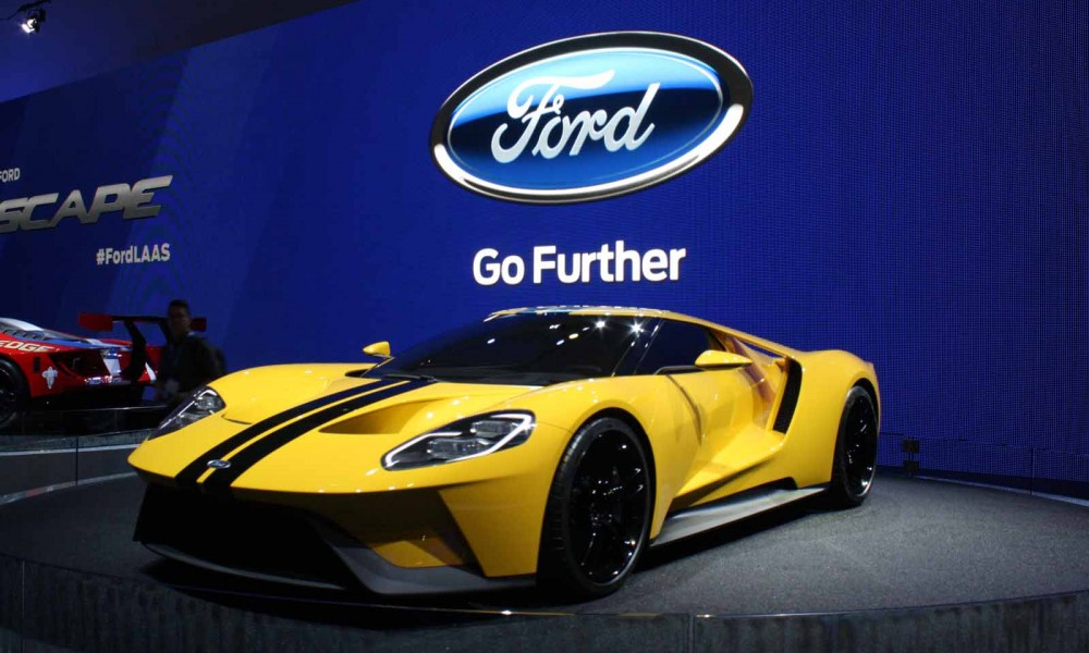 Register Yourself First If You Want To Purchase The Brand New 2017 Ford Gt Sports Car
