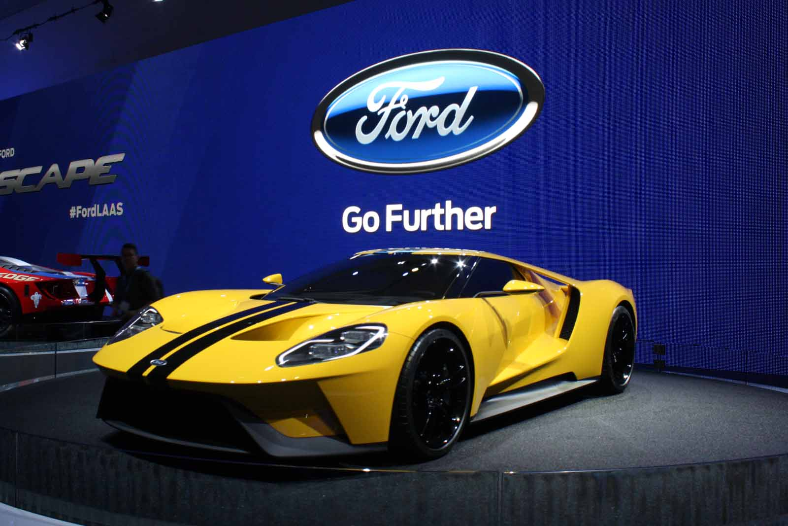 Ford GT gallery: Ford&#39-s new 216mph supercar lands | Autocar