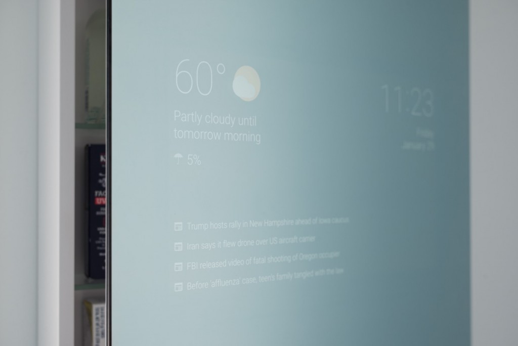 this-engineer-from-google-made-an-incredible-android-powered-smart-mirror-for-his-bathroom