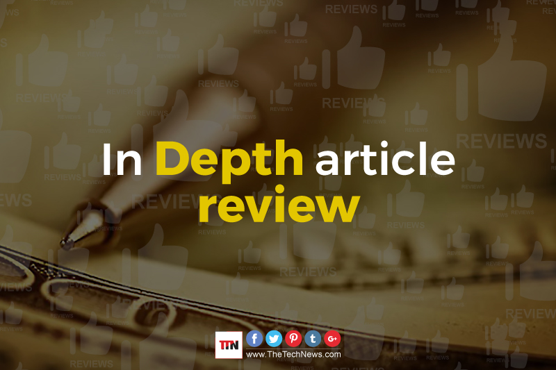 in depth article review by TTN