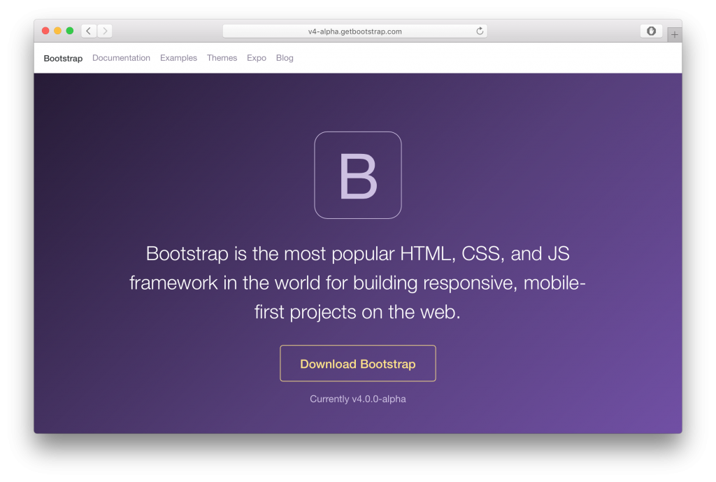 bootstrap-the-tech-news