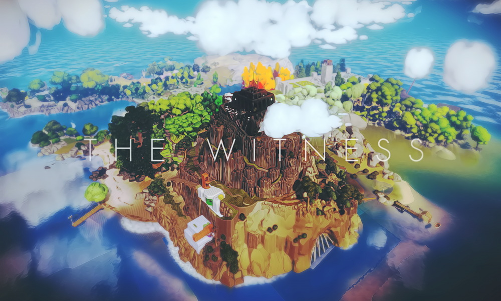 The Witness Is Not For PlayStation VR Says Jonathan Blow