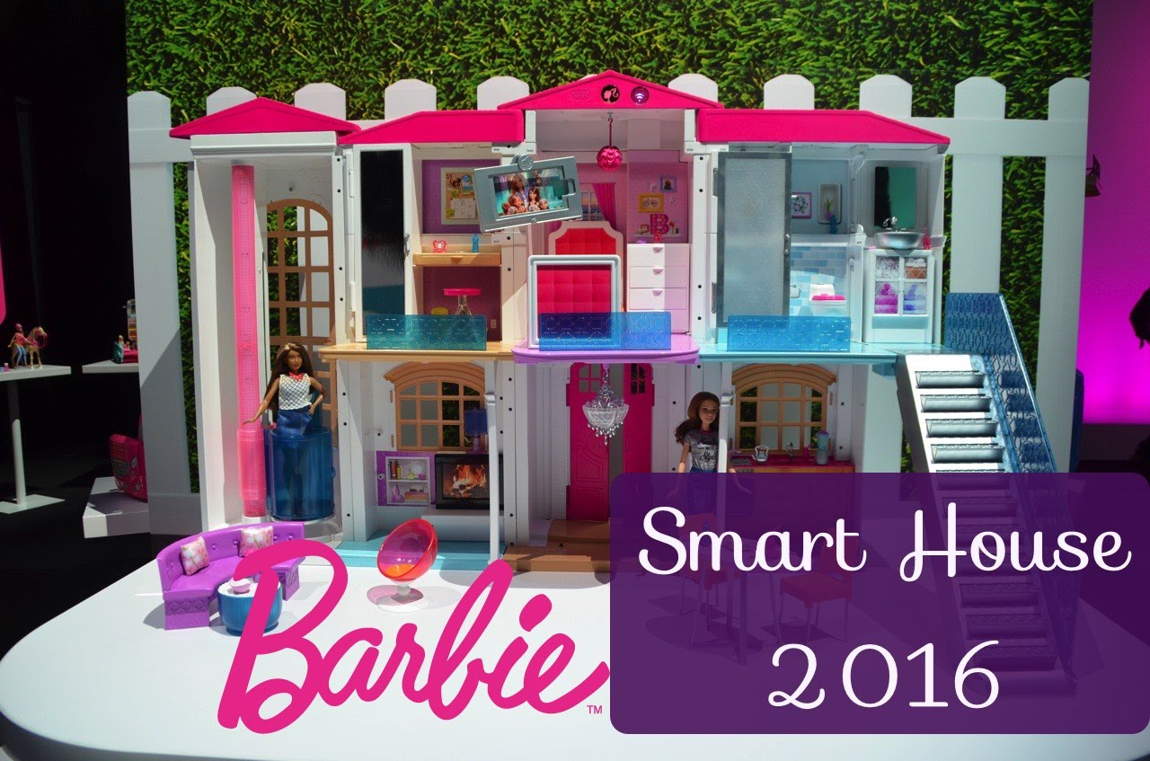 Barbie Gets a Hoverboard and Smart Home | TheTechNews