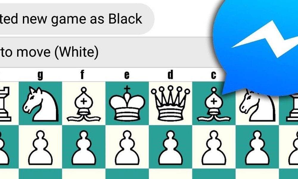 Play Chess With Your Facebook Messenger App   TheTechNews
