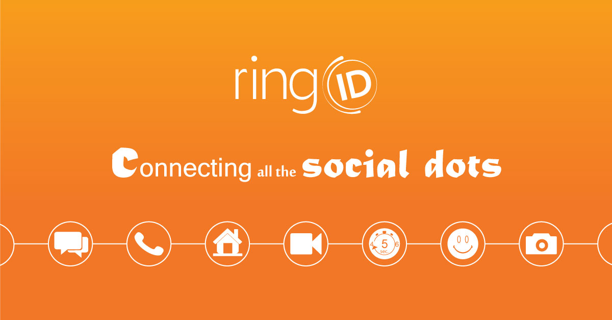 video call with ringID