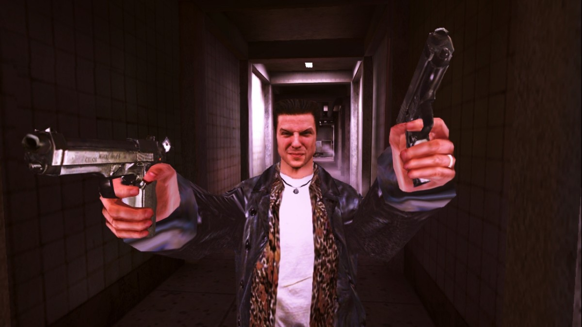 The Original Max Payne Game Soon Appearing On Playstation 4