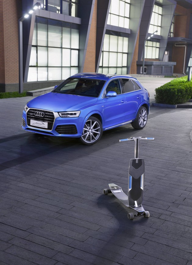 audi-q3-has-hidden-longboard-under-bumper-probably-for-the-cool-dads