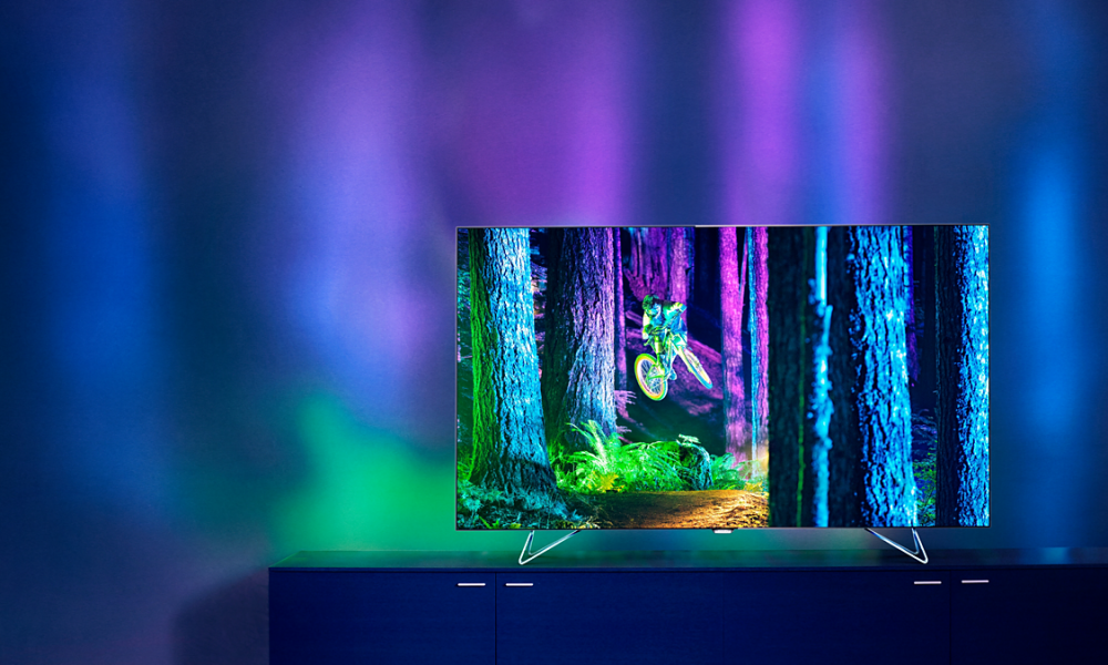 Turn Off The Philips Ambilight And See How Lifeless Your Living Room