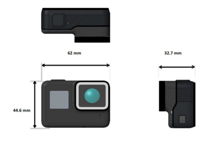 leaked manual of gopro hero 5 indicates possibility of voice control rh thetechnews com gopro hero3 white edition manual gopro 3 white edition manual