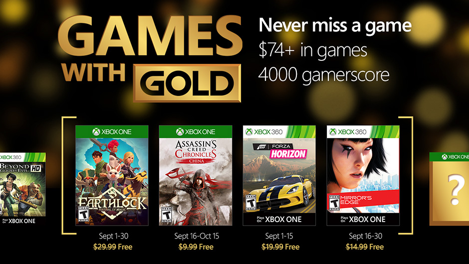 Forza Horizon, Earthlock Now Free on Xbox Games With Gold