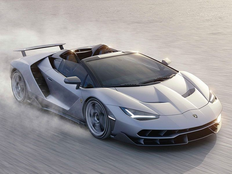Lamborghini Centenario Roadster Officially Revealed