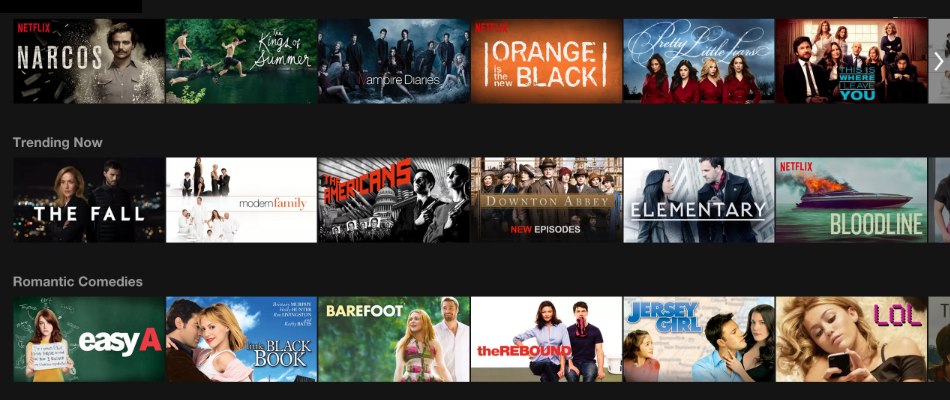 List of Synonyms and Antonyms of the Word: netflix original movies