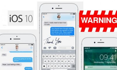 update to iOS 10