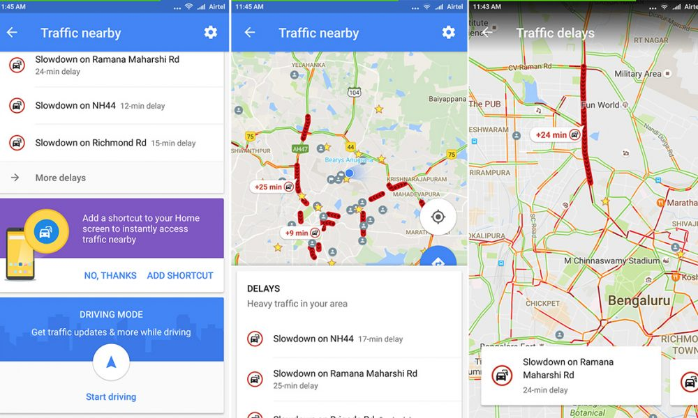 Google Maps for Android shows traffic around you with just ... on social media traffic, google map pin, mobile traffic, apple maps traffic, google search traffic, ted williams tunnel traffic, skype traffic, map directions with traffic, sms traffic, google map color key, blog traffic, google navigation traffic, nokia maps traffic, maps and traffic, maps driving directions traffic, google mspd, google map hong kong, web traffic, google live traffic,