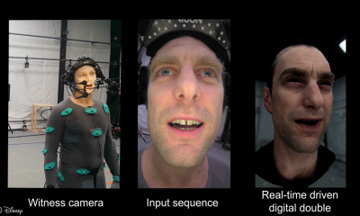 facial capture