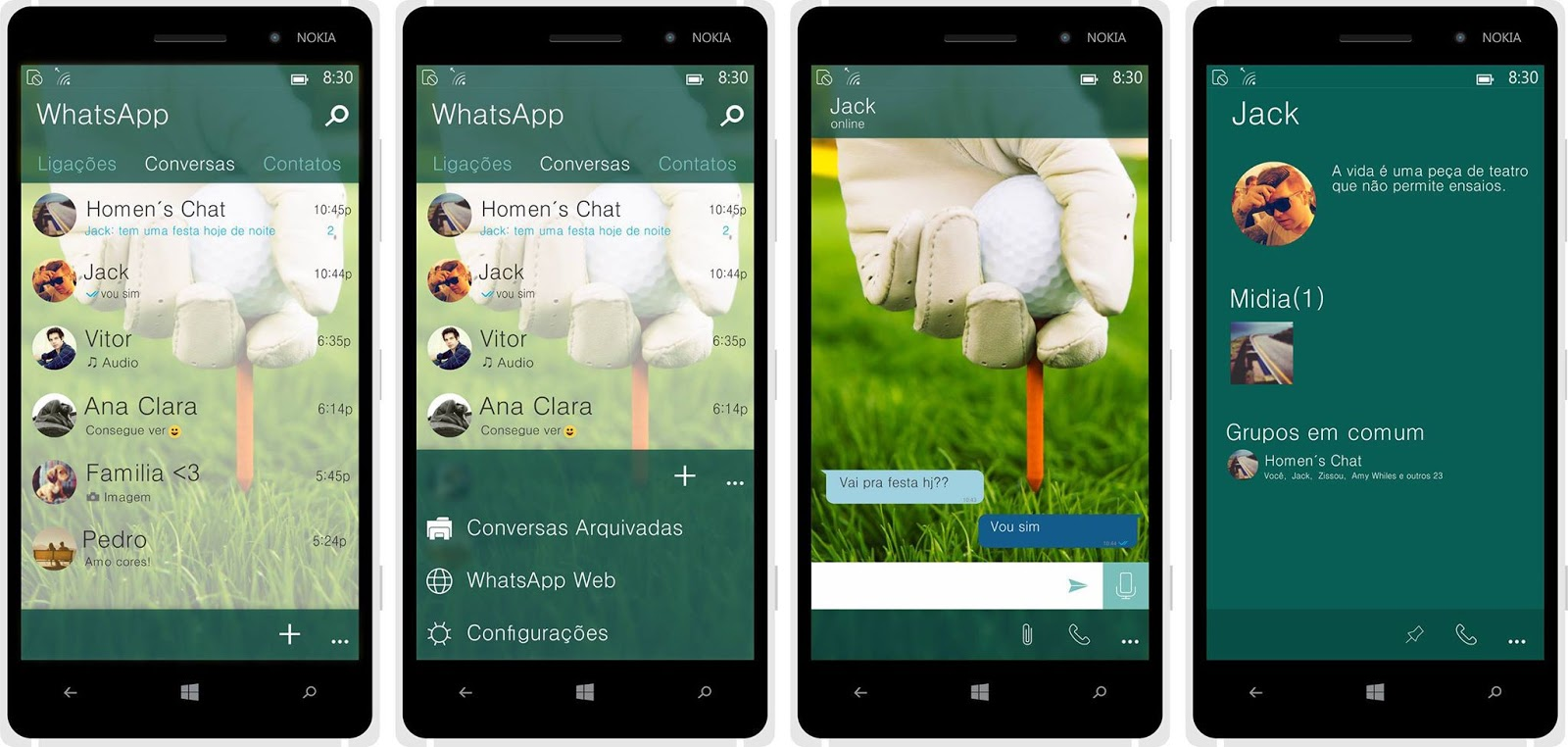 Messenger and WhatsApp for Windows 10 Updated | TheTechNews