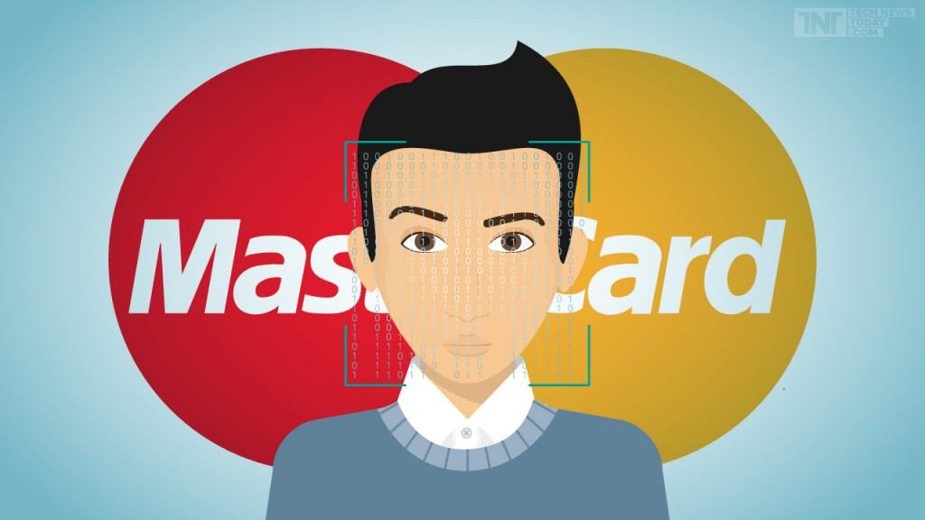 Mastercard will now let you pay for things with your face