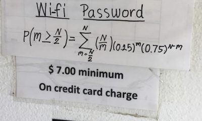 Wi-Fi password