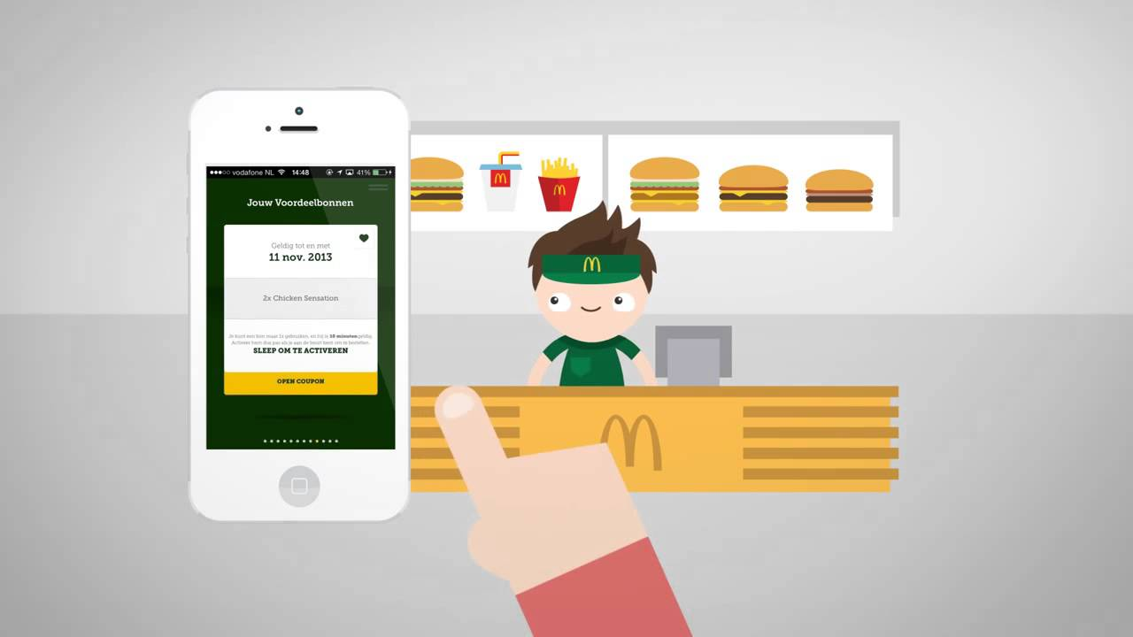 McDonald's Is Finally Launching a Mobile Order-and-Pay App in 2017