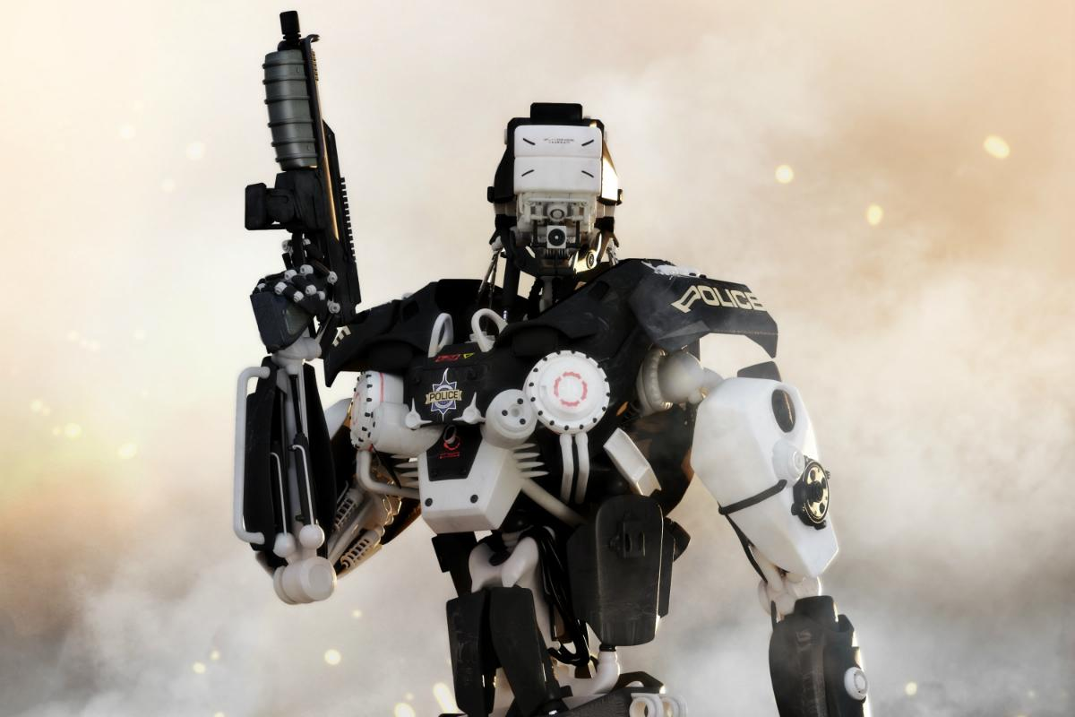 killer robot Academics working in the field of robotics have called for a boycott of a south korean university, over concerns about its plans to develop autonomous arms.
