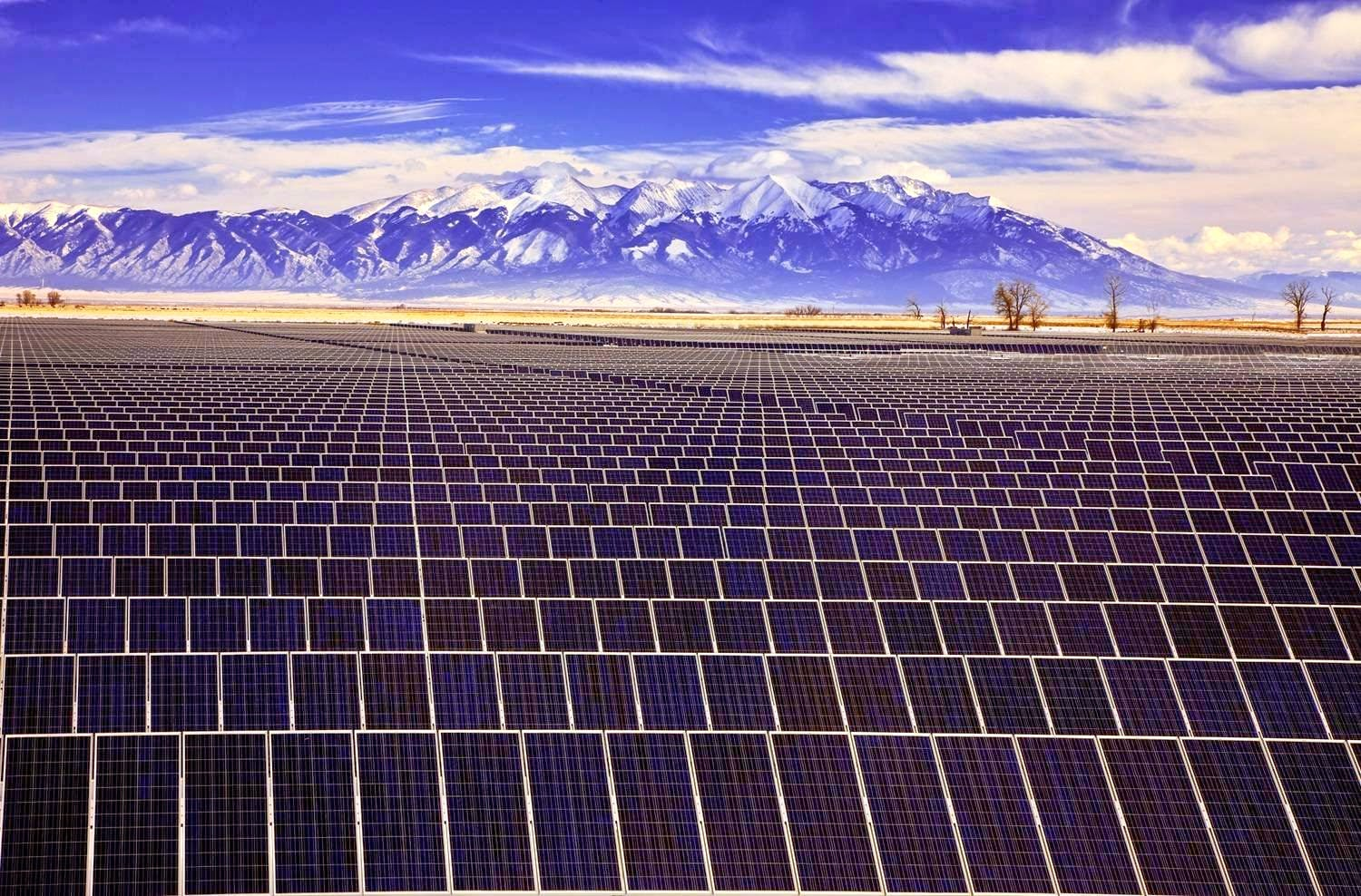 Enel Green Power has begun construction of the Pampa Norte photovoltaic plant, which is located in the municipality of Taltal, in Chile s Antofagasta region. (Courtesy: evwind)