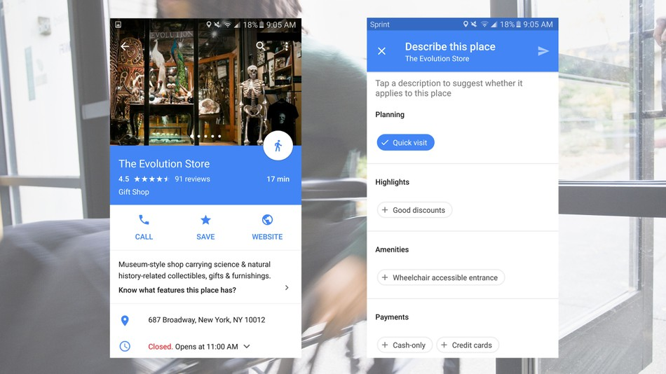 A spare time work just made the google maps wheelchair friendly thetechnews - Spare time gadgets ...