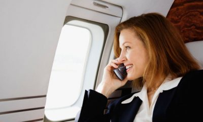 in-flight Wi-Fi calling