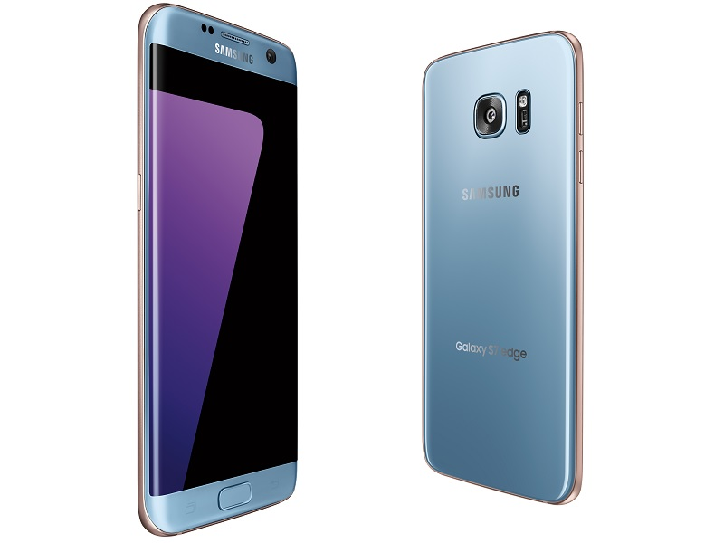 blue coral samsung galaxy s7 edge will soon arrive in. Black Bedroom Furniture Sets. Home Design Ideas