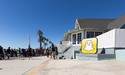 Snapchat's financial performance
