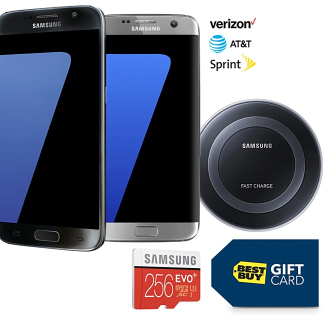 Get A Bundle Of Free Goodies When You Buy A Galaxy S7 S7 Edge From Bestbuy Thetechnews