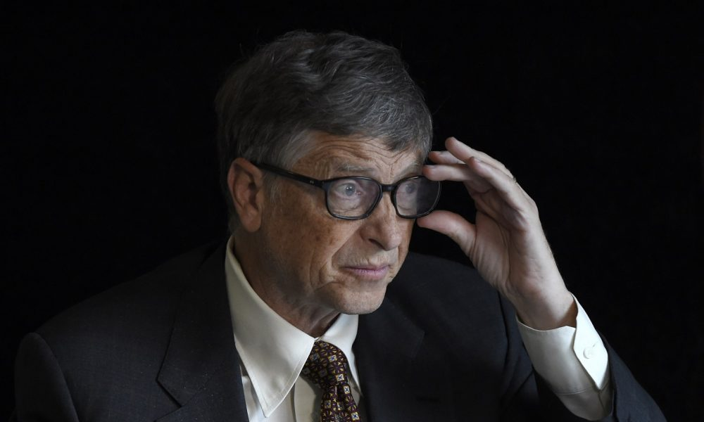 Bill Gates leads super rich as their combined wealth jumps by almost a fifth to $7.7trn