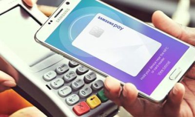 Samsung pay service in India
