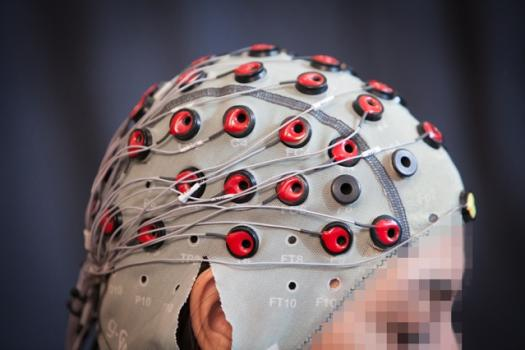 brain-controlled robot