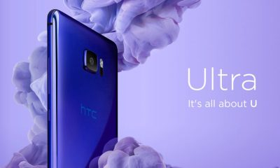 unlocked htc u ultra smartphone