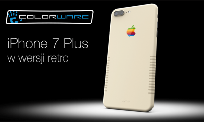 colorware makes iPhone 7 plus retro