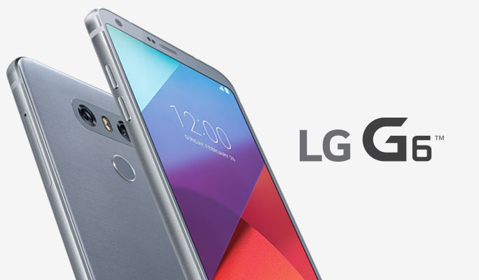 LG G6 releases in the US on April 7, no white color ...