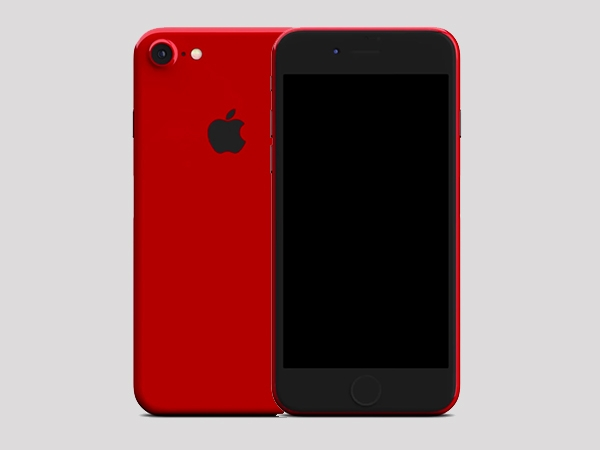 red color iPhone 7 and 7 Plus