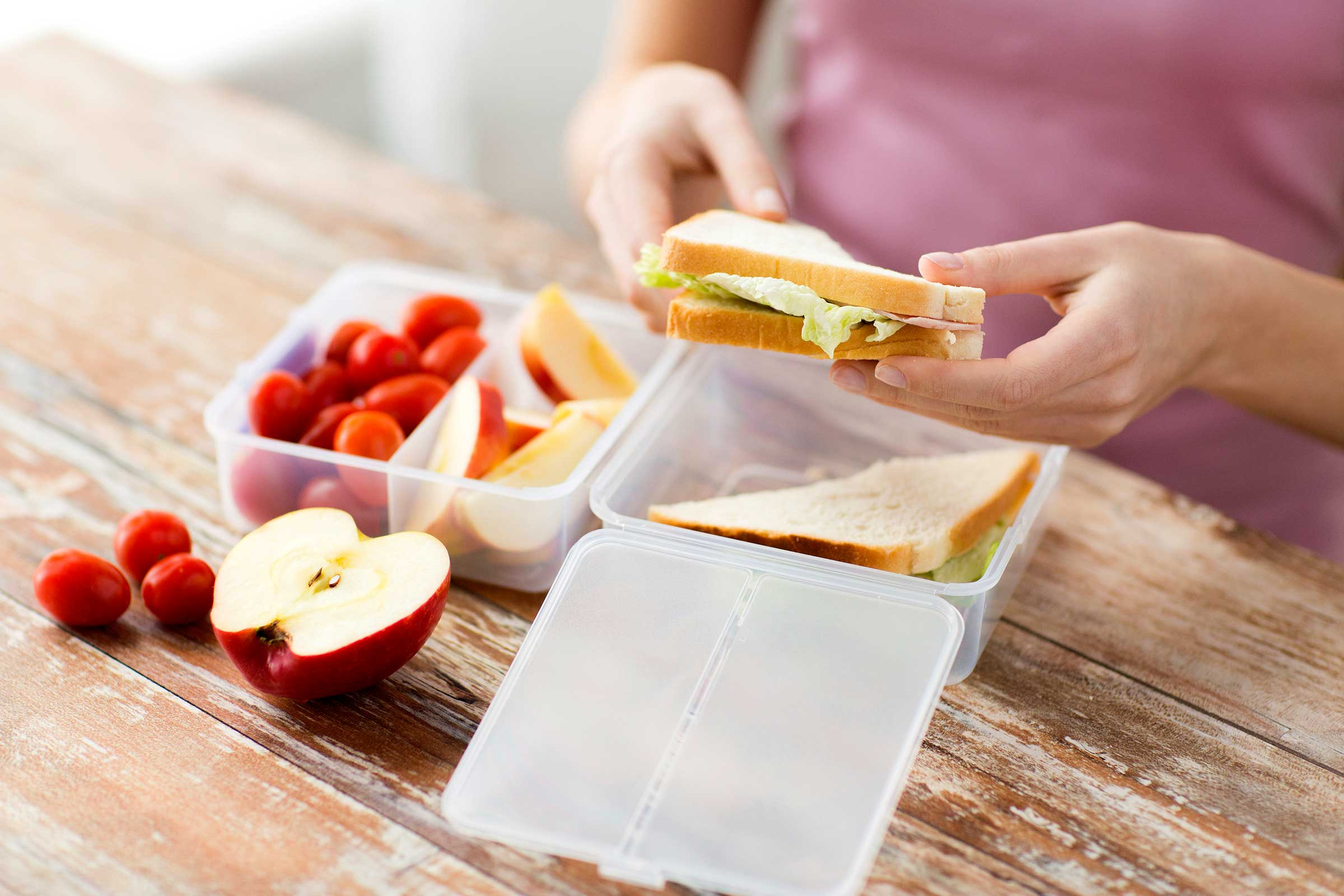 Enjoy healthy meals by Habit that go with your DNA