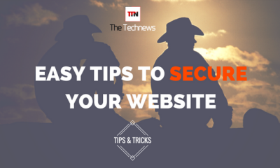 8 easy tips to help you secure your website