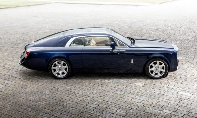 Rolls Royce custom builds a magnificent car for a millionaire