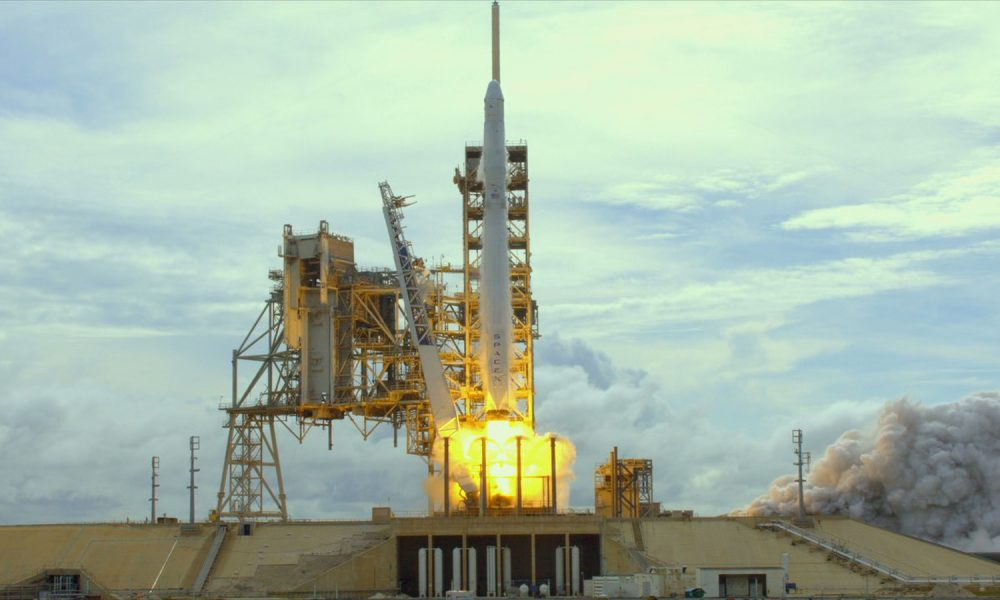 SpaceX tries again to launch 1st recycled supply ship