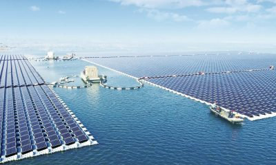 floating solar project