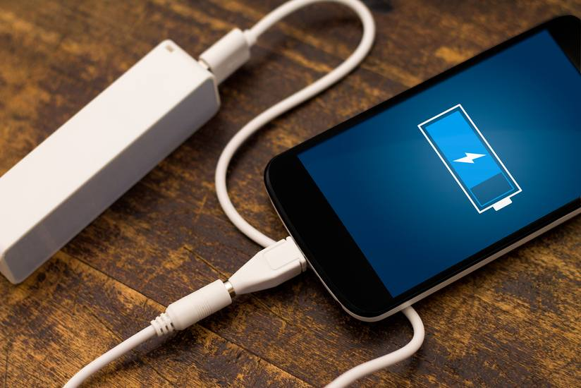 Life changing hack on how to instantly charge your phones