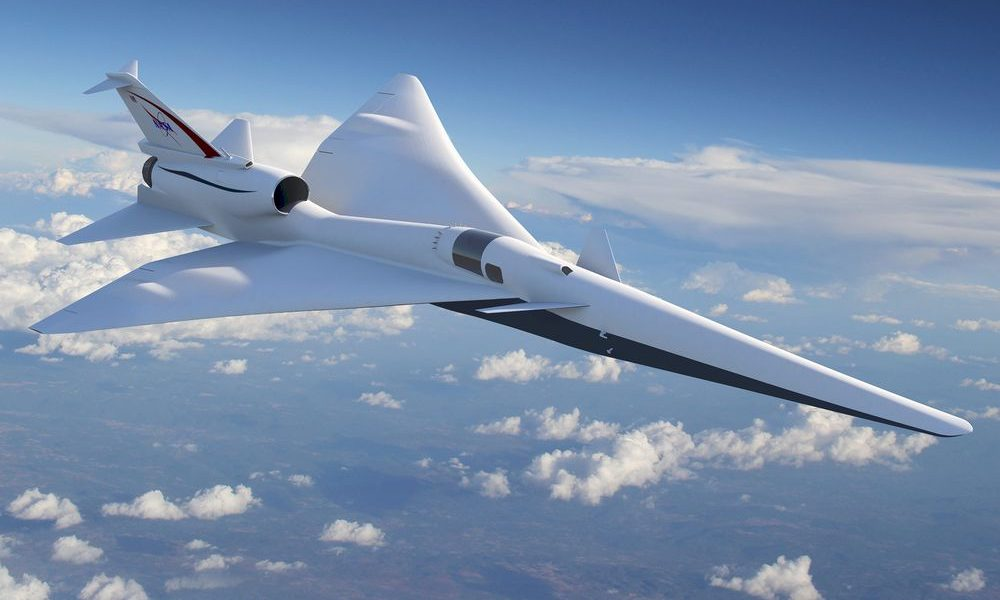 NASA's dreams of quiet supersonic jet closer to fruition