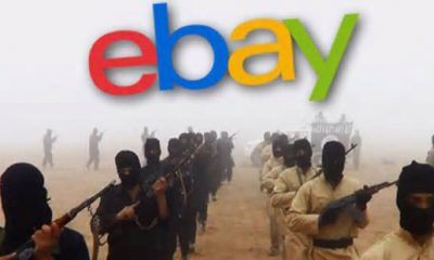isis used paypal and ebay