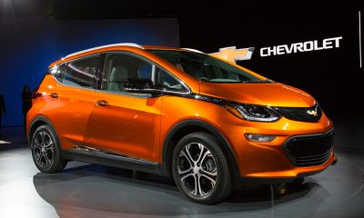 Number of early Chevy Bolt units suffer from battery issues