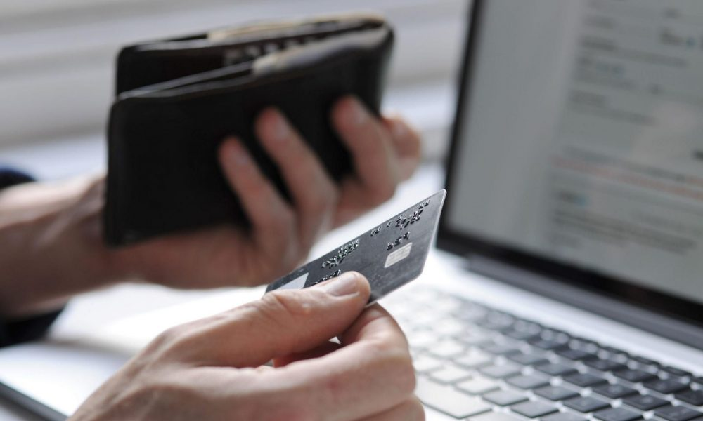 Online businesses leading to credit card theft