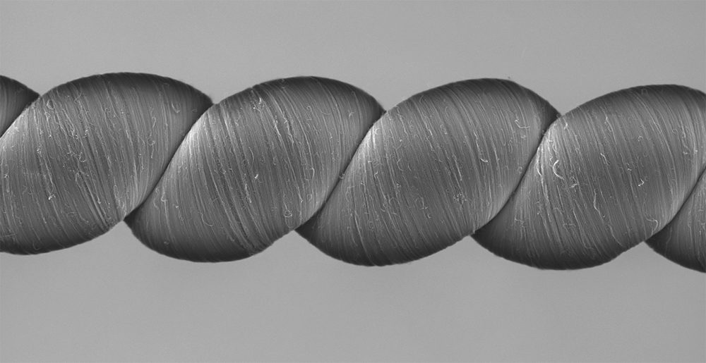 Energy harvesting Yarns produced from carbon nanotube turn movement into electricity